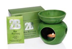 2B Bio peel generation powder