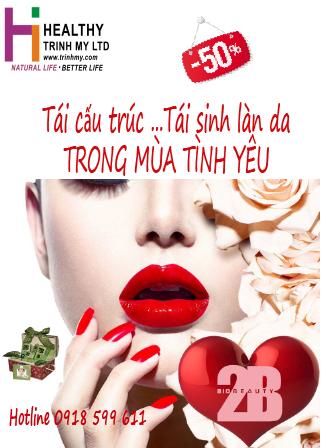 Khuyến mãi valentine