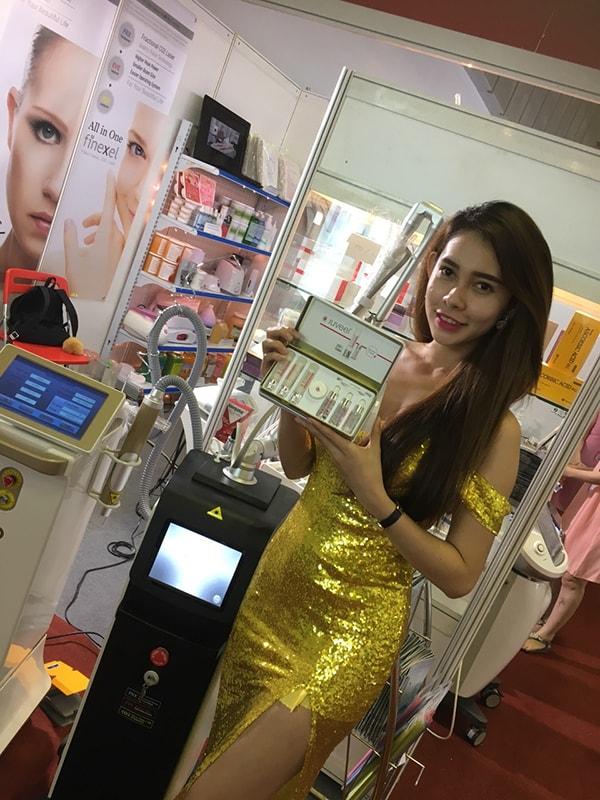 Triển Lãm Cosmobeaute Vietnam 2017