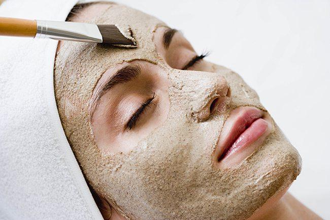 mặt nạ trẻ hóa da bằng bột yến mạch