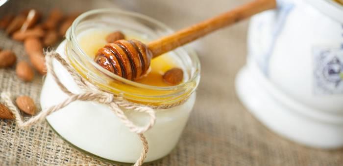 mặt nạ sữa chua mật ong